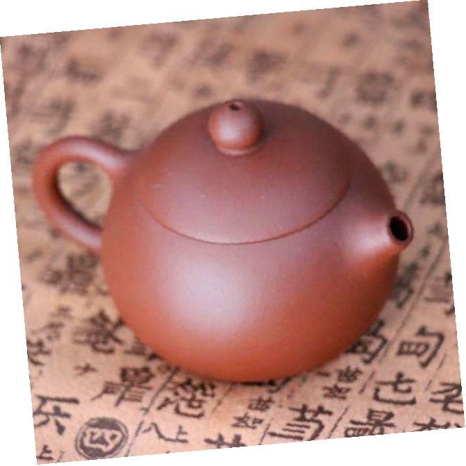 """Xi Shi - """"Маленький Си Ши"""" - мини-чайник из исинской глины 70 мл"""