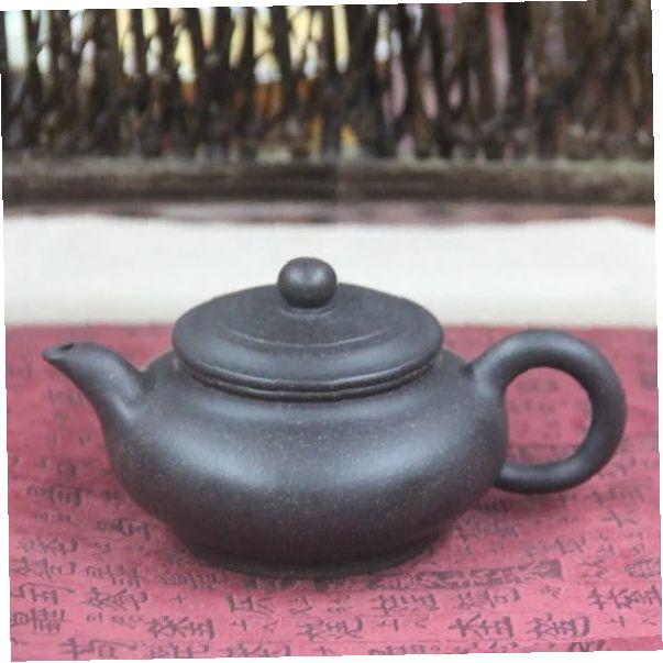 HE HUAN HU - чайник из исинской глины 149 мл