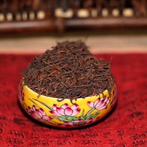 Императорский шу пуэр «Гун Тин» («Gong Ting») - рассыпной