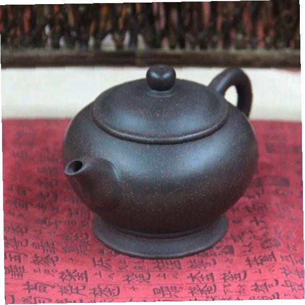 Bao Deng «Священная лампа» - чайник из исинской глины 300 мл