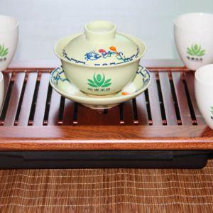 Chainaya doska Palisandr dlya ceremonii Kung Fu Cha