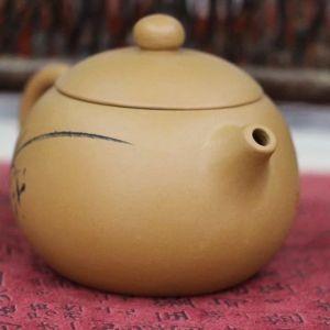 Chainik iz isinskoi glini Xi Shi 175 ml 03