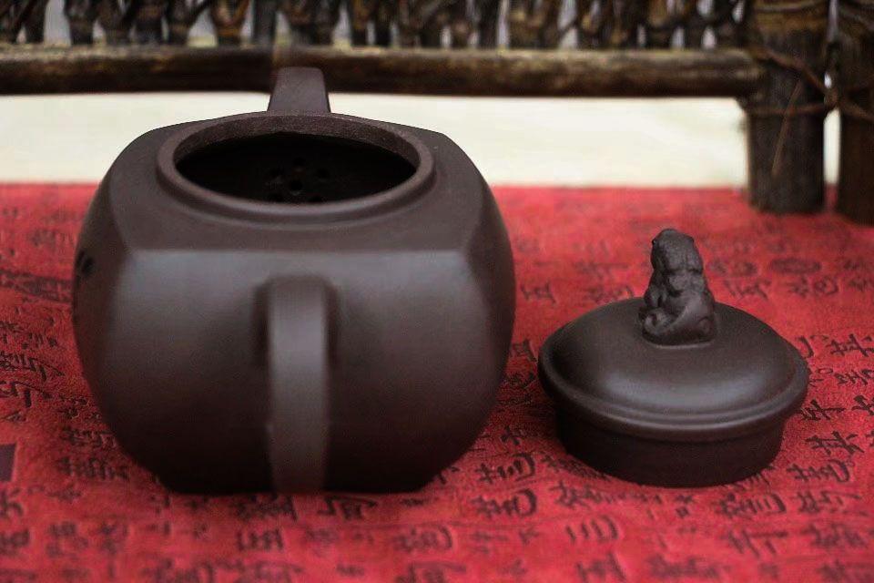 Chainik iz isinskoi glini Yang Shen 215 ml 02