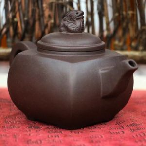 Chainik iz isinskoi glini Yang Shen 215 ml 03