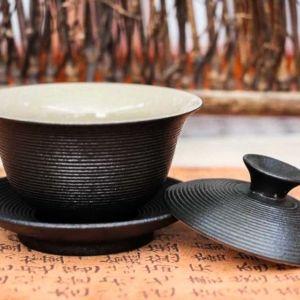 Gaivan iz chernoi keramiki Xian Tiao 03