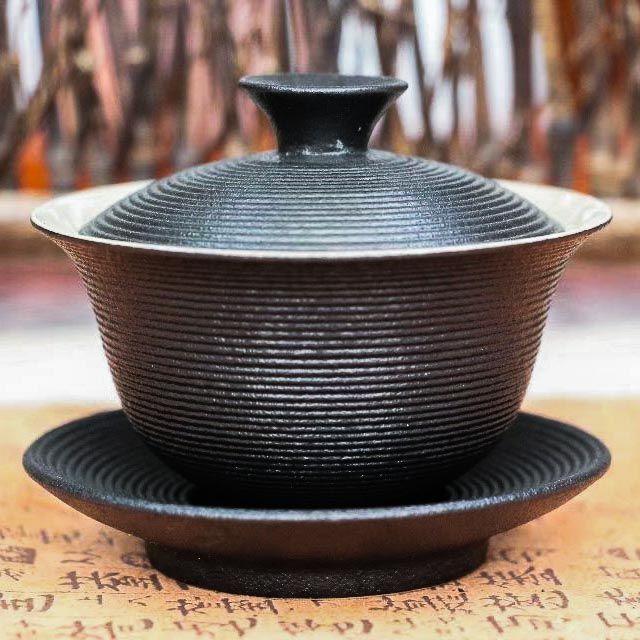 Gaivan iz chernoi keramiki Xian Tiao