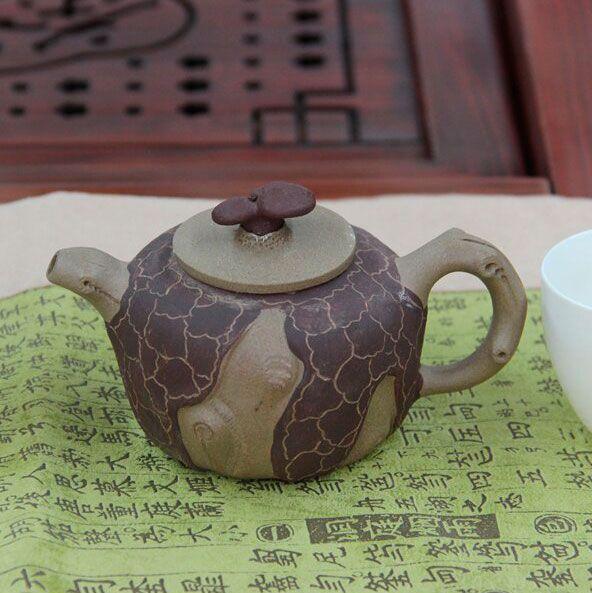 «Молитва о весне» - чайник из исинской глины 249 мл