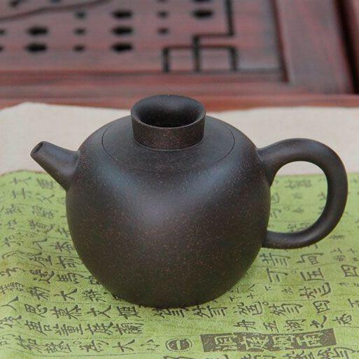 «Праведный путь» - чайник из исинской глины 218 мл