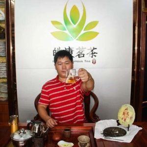 Shen puer Dan Feng Chao Yang fabrika Sinhai 2015 god 02