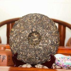 Shen puer Dan Feng Chao Yang fabrika Sinhai 2015 god 04