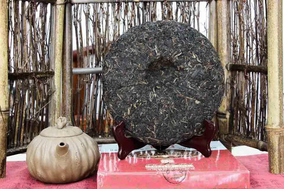 Shen puer Fen Cin 7813 2006 goda 03