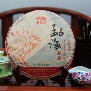 Shu-puer-Menhai-Cyao-Mu-Meng-Hai-Qiao-Mu-2013-god
