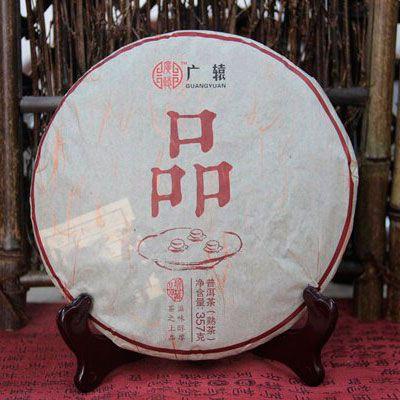 Шу пуэр Pin - Guang Yuan