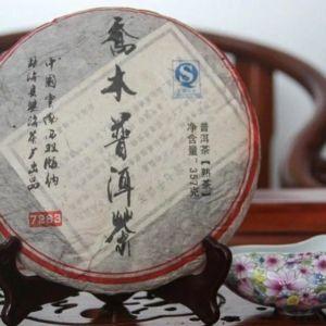 Shu puer Sinhai Cyao Mu Qiao Mu 2009 god