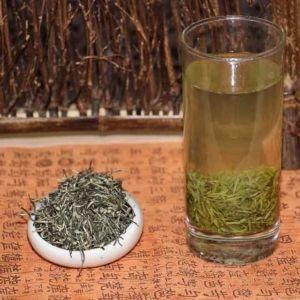 Zelenii chai En Shi Yu Lu visshii sort 02