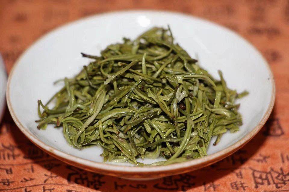 Zelenii chai En Shi Yu Lu visshii sort 03
