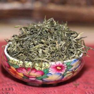 Zelenii chai Sin Yan Mao Czyan Xin Yang Mao Jian 01