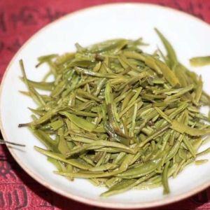 Zelenii chai Sin Yan Mao Czyan Xin Yang Mao Jian 04