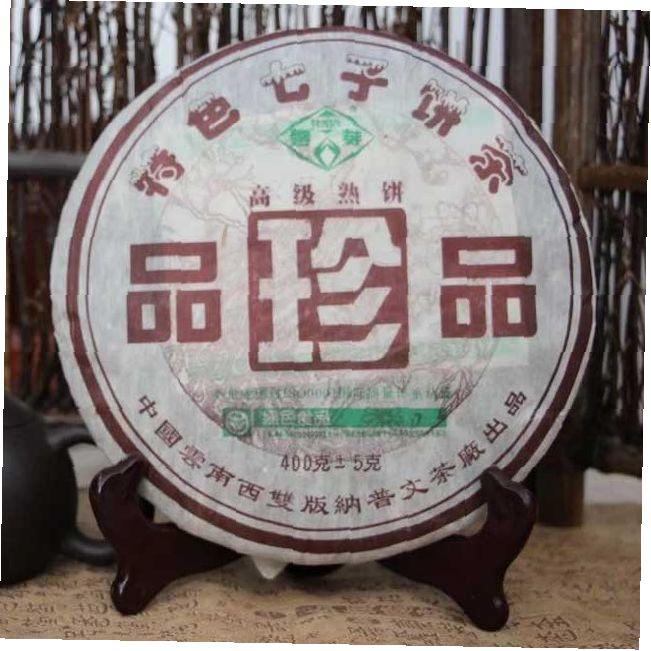 "Шу пуэр ""Сокровище"" - Пу Bэнь (Pu Wen)"