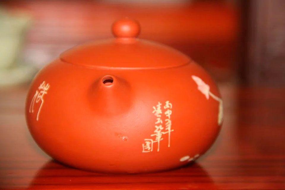 isinskij-chajnik-klassicheskij-sishi-s-risunkom-lotosa-180-ml-2
