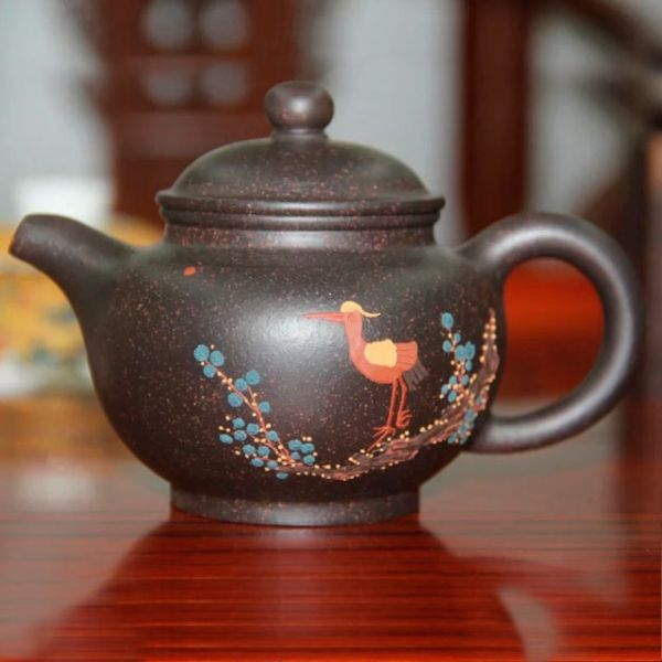 Исинский чайник - Ni Hui Duo Zhi, около 206 мл