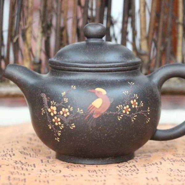 """Исинский чайник - """"Птичка"""", 170 мл"""
