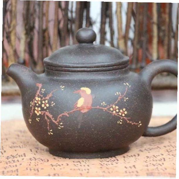 """Исинский чайник - """"Птичка"""", около 215 мл"""