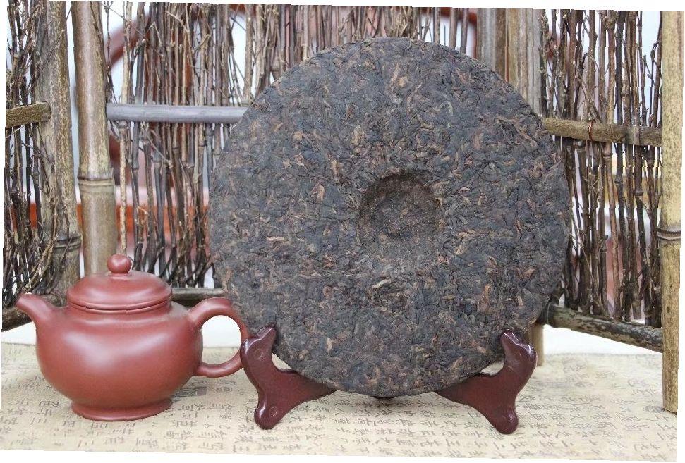 shu-puer-spetsialnyj-vypusk-2005-chun-hai-tea-factory 4