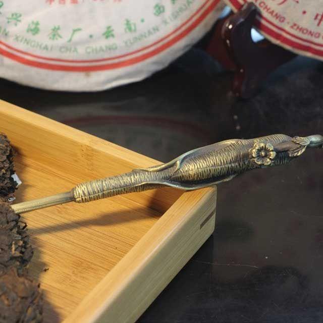 """Нож для пуэра """"Шип корня лотоса"""""""