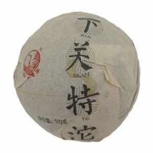 Шэн пуэр от Сягуань - Xia Guan Te Tuo - купить с доставкой