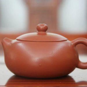 """Исинский чайник - """"Приплюснутый Си Ши"""",  140 мл"""