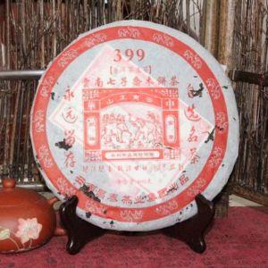 Шен пуэр  399 - Чантай (Chang Tai Tea Group)