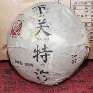 """Шен пуэр  """"Xia Guan Te Tuo"""""""