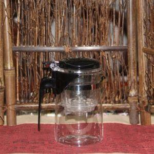 Стеклянный чайник, 500 мл