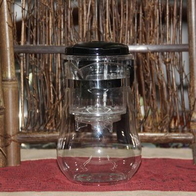 Стеклянный чайник, 600 мл