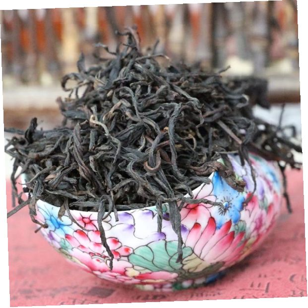 Красный чай Байша (Хун Ча - остров Хайнань)