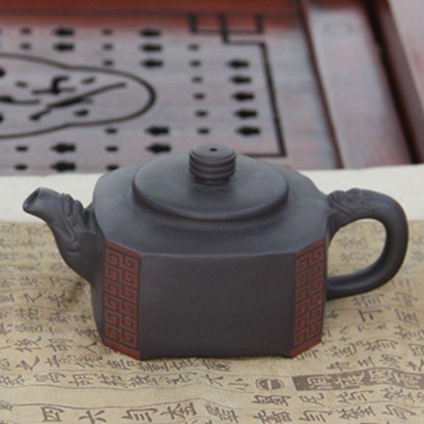 """Исинский чайник - """"Герои c восьми сторон света"""", 270 мл"""
