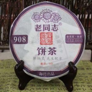 "Шу пуэр ""908"" - Haiwan"