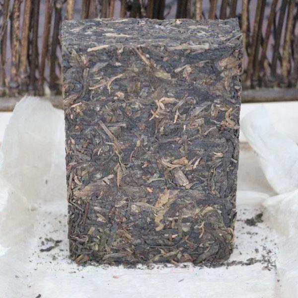 "Шен пуэр ""Старое дерево"" (Gu Shu) - Да И (Menghai)"
