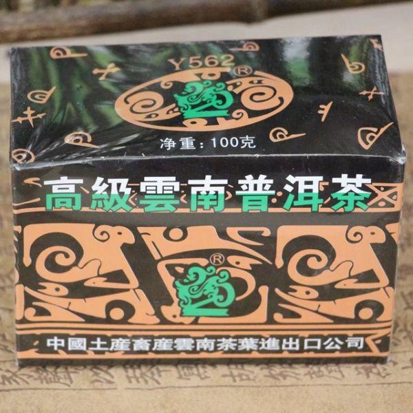 "Шу пуэр ""Y562"" - Чжун Ча (Zhong Cha)"