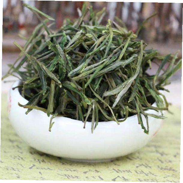 """Зеленый чай Мао Фэн -""""Ворсистые Пики"""""""
