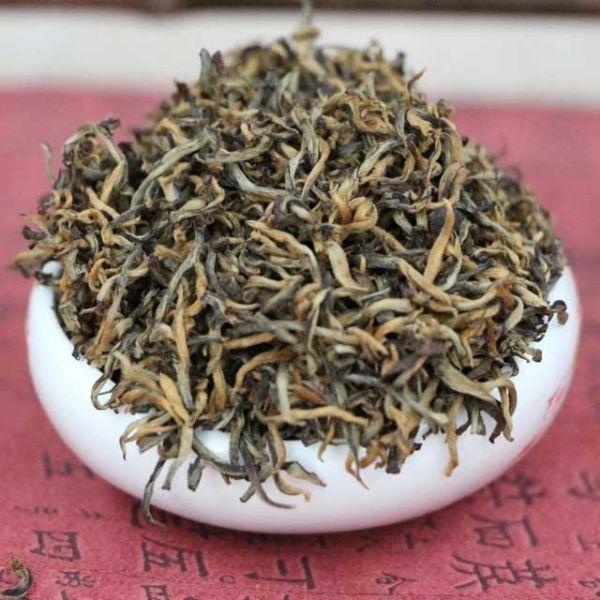 """Черный чай """"ZUN YI HONG CHA"""""""