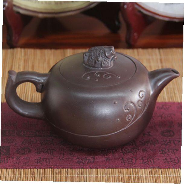 """Исинский чайник - """"Радость от большой рыбы"""", 220 мл"""