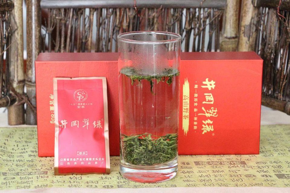 zelenyj-chaj-jing-gan-shan-6
