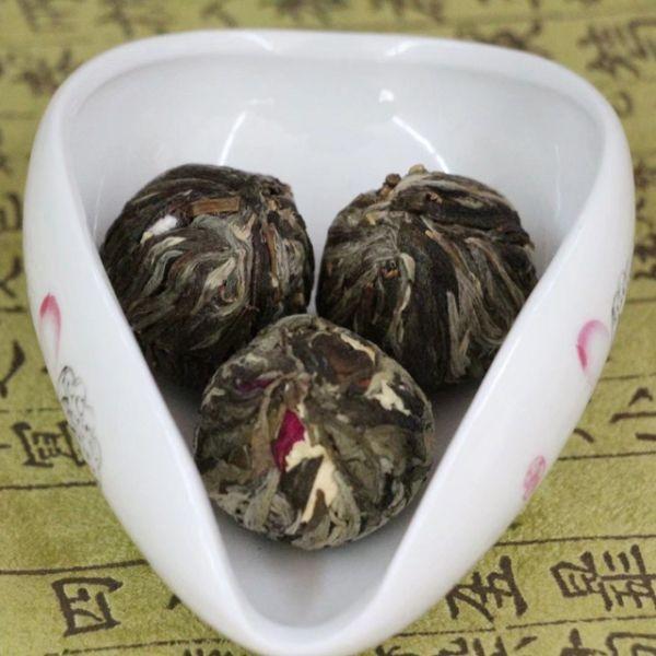 """Зеленый чай """"Шары дракона"""""""