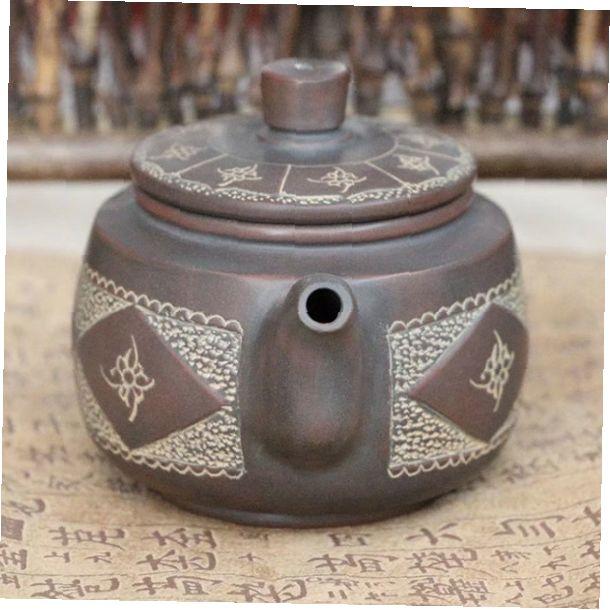 "Чайник из цинчжоуской глины ""Керамика династии Хань"", 170 мл"