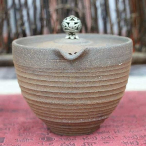 Чайник-гайвань «Серебряное сокровище»
