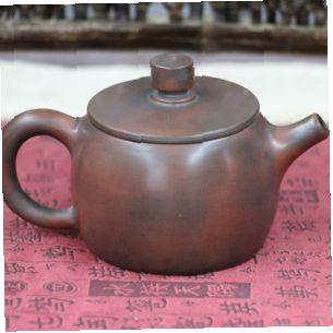 """Чайник из цинчжоуской глины """"Мера золота"""""""
