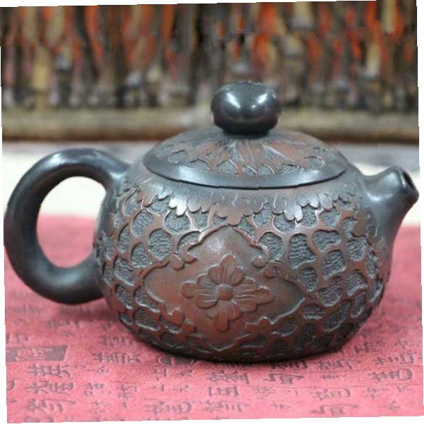 """Чайник из Цзяньшуй """"Си Ши"""""""