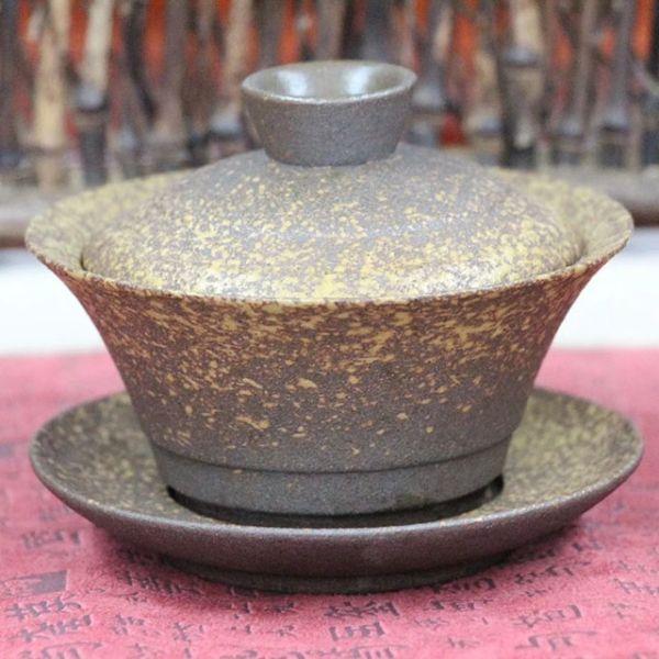 Гайвань «Грубая керамика»